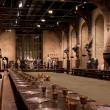ロンドン ハリーポッター博物館